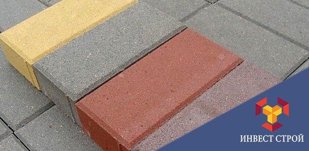 Тротуарная плитка вибропресс